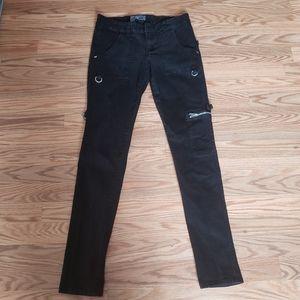 Royal Bones Jean Pants Size 11